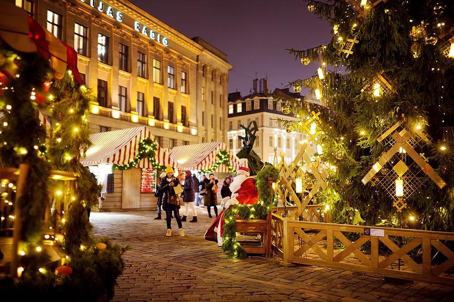 riga julmarknad - Riga